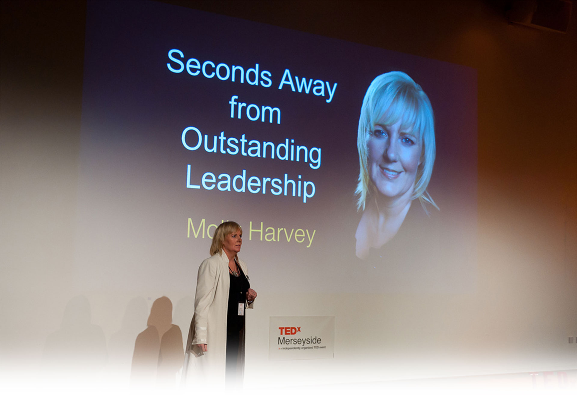 molly talking at tedx 2012