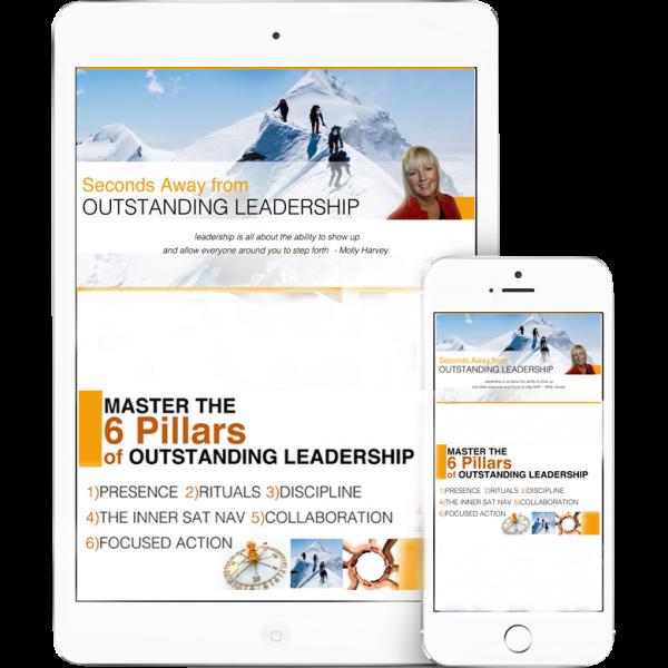 outstanding leadership programme online programme